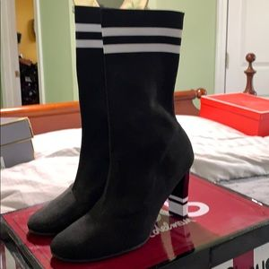 Great Ankle Sock Booties, so comfortable!